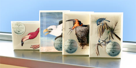 Audubon Boxed Greeting Card Sets